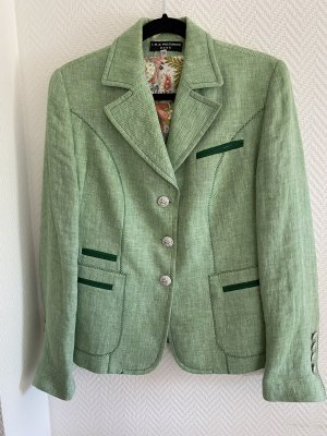 Laura Clement Traditional Jacket multicolored linen