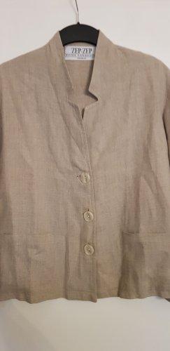 Leinen Blazer Jacket