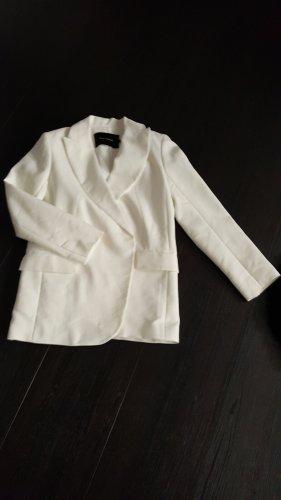 Tara jarmon Lange blazer wit