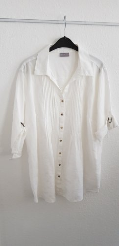 Canda Linen Blouse white
