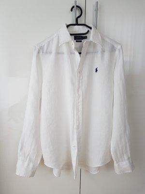 Leinen Bluse von Ralph Lauren in Gr. M
