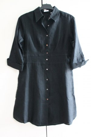 Leinen Hemdkleid