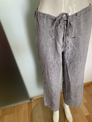 Marks & Spencer (Autograph) Pantalon en lin gris clair