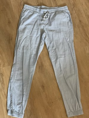 Blue Motion Stoffen broek lichtgrijs-zilver