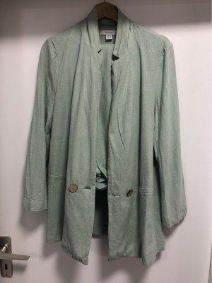 Primark Tailleur-pantalon gris vert