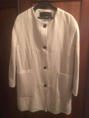 Leinen Jacke von Zara