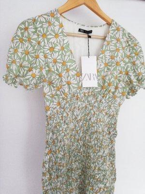 Leinen Kleid