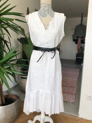 Leinen Kleid NEU