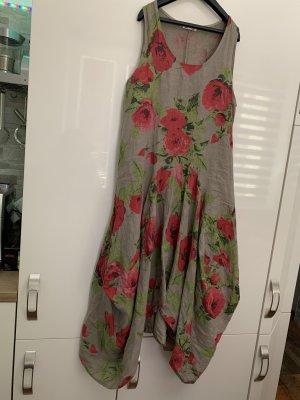 Leinen Kleid Neuwertig !