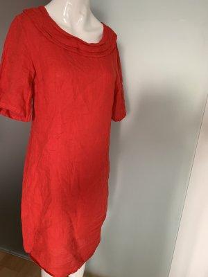 Leinen Kleid Tunika Gr 36 S von Lina Tomai