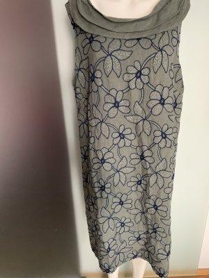 Leinen Kleid von Lungo L'arno  Gr 42 44 XL