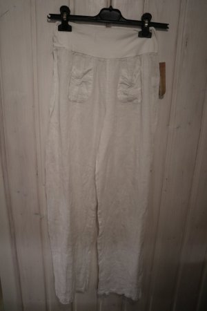 New Style Linen Pants white linen