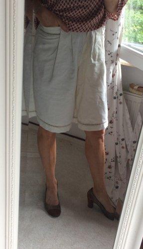 Leinen Shorts mit Lochrand Gr.36