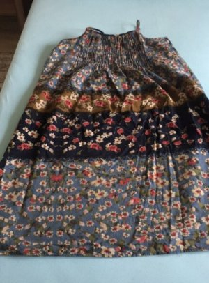 Leinen Sommer Kleid