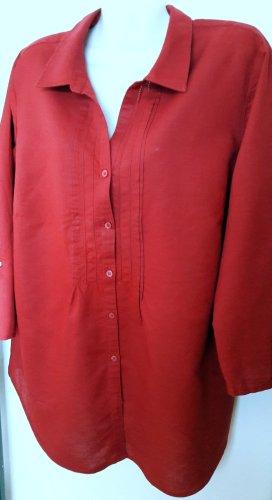 Leinenbluse Bluse Tunika aus Leinen