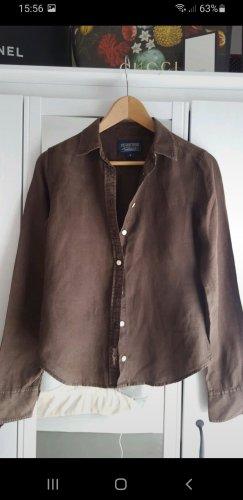 Ralph Lauren Linen Blouse light brown