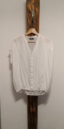 Chillytime Linen Blouse natural white