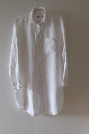 Cubus Linen Blouse white linen