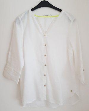 Cecil Linen Blouse white