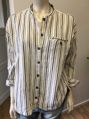 Comptoir des Cotonniers Camicia blusa crema-nero