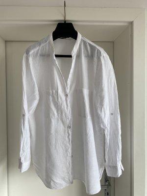Leinenbluse von Zara in XL