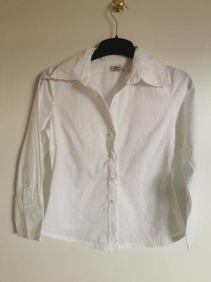 Only Linen Blouse white