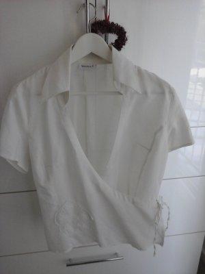 Linen Blouse white