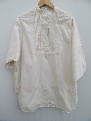 Leinenhemd Bluse oversize Gr. 42 Vintage Retro