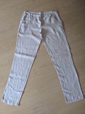 Unbekannte Marke Linen Pants beige