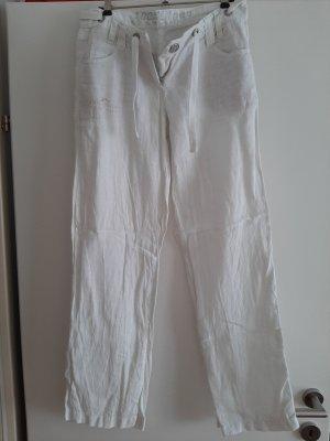 Mogul Linen Pants white