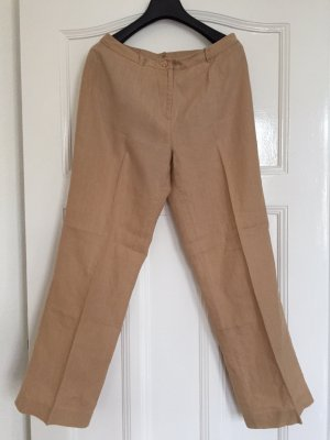 Best Connections Linen Pants camel