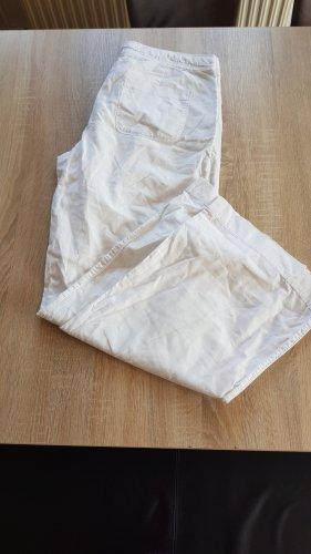 Gina Benotti Pantalon en lin blanc