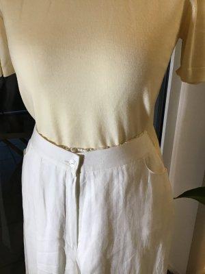 Linen Pants white linen