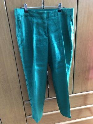 s.Oliver Black Label Pantalon en lin vert