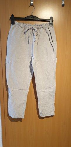 Oysho Pantalone di lino multicolore
