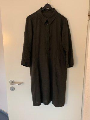 someday Abito blusa camicia marrone-nero