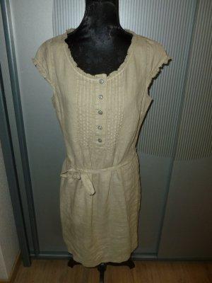 Cosima Shortsleeve Dress beige