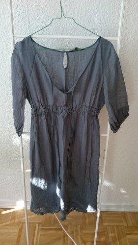 Hallhuber Empire Dress grey