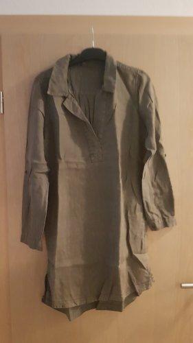 Yessica Koszulowa sukienka khaki