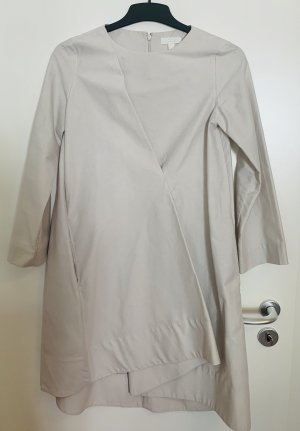 COS Longsleeve Dress natural white