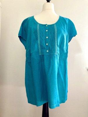 Deerberg Shirt Tunic cadet blue