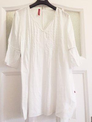 Personal Affairs Blusa de túnica blanco Lino