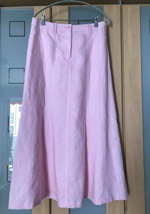Jakes Linen Skirt light pink