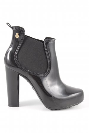 Lemon Jelly Ankle Boots schwarz Casual-Look