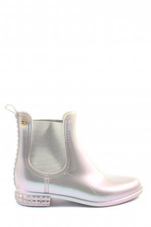 Lemon Jelly Gummistiefel hellgrau Casual-Look