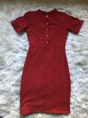 Lemoniade Robe en jersey rouge-rouge foncé