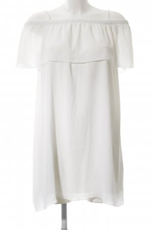 LENA GERCKE X ABOUT YOU Robe chemisier blanc style décontracté