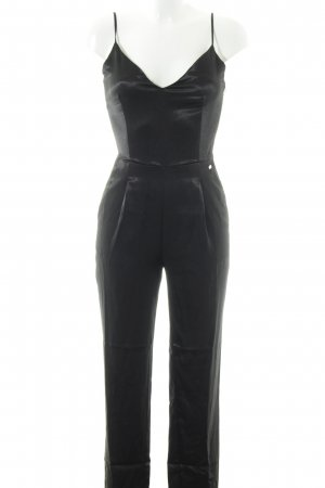 LENA GERCKE X ABOUT YOU Jumpsuit schwarz Casual-Look