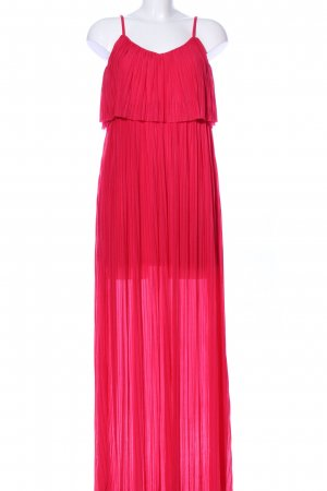LENA GERCKE X ABOUT YOU Maxikleid pink Casual-Look