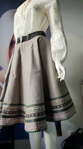 Lena Hoschek Circle Skirt multicolored